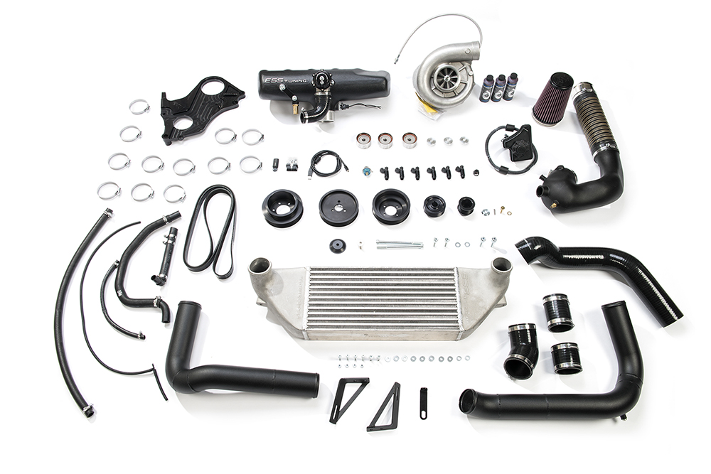 Gen 3 E46 M3 Supercharger kit now available! - ESS Tuning